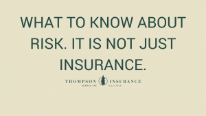 What to know about risk